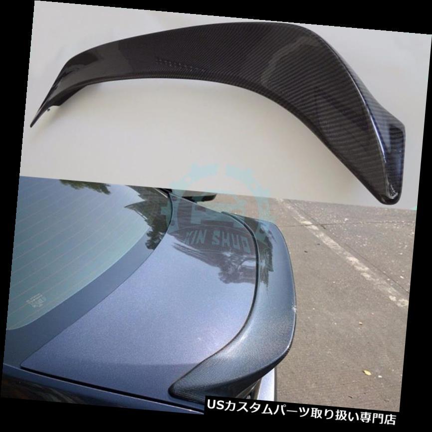 GTウィング スバルサイオンGt86 Brz T 2013-2016リアトランクリップスポイラーウィングカーボンファイバー用 For Subaru Scion Gt86 Brz T 2013-2016 Rear Trunk Lip Spoiler Wing Carbon Fiber