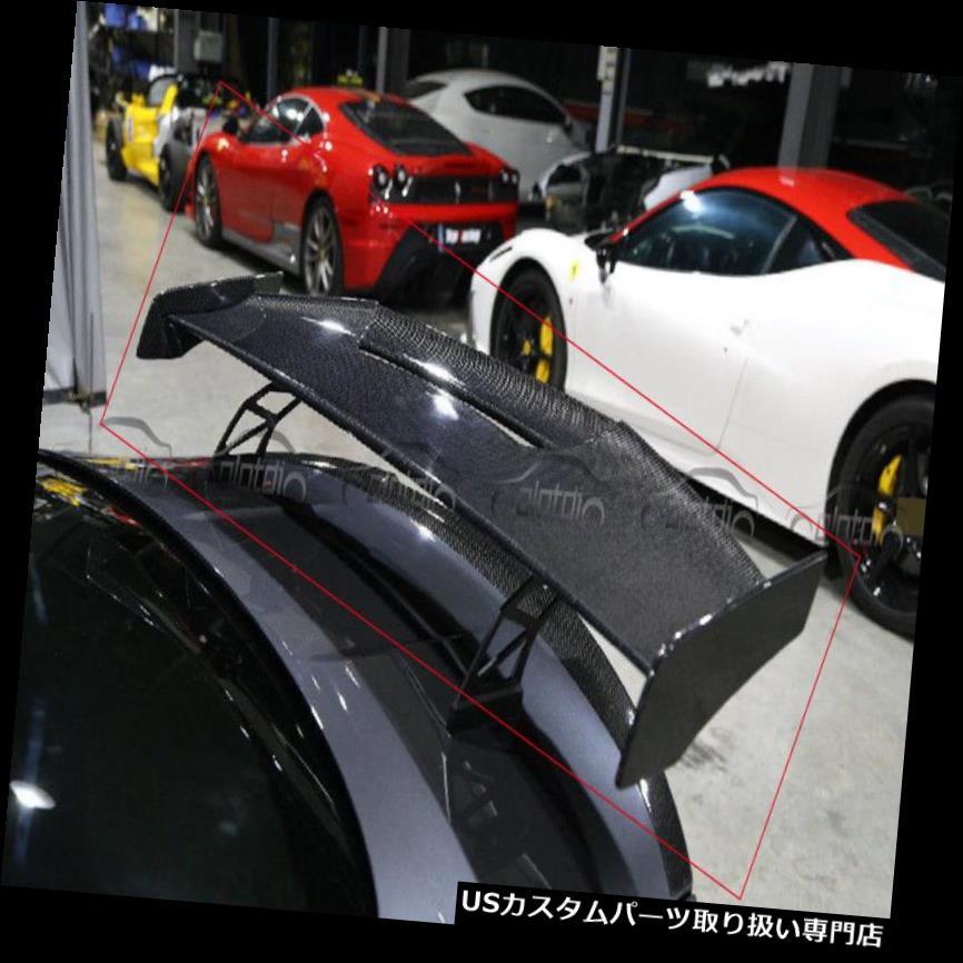 GTウィング ユニバーサルMADリアGTトランクスポイラーウイングアジャスタブルデッキカーボンファイバーセダン Universal MAD Rear GT Trunk Spoiler Wing Adjustable Deck Carbon Fiber Sedan