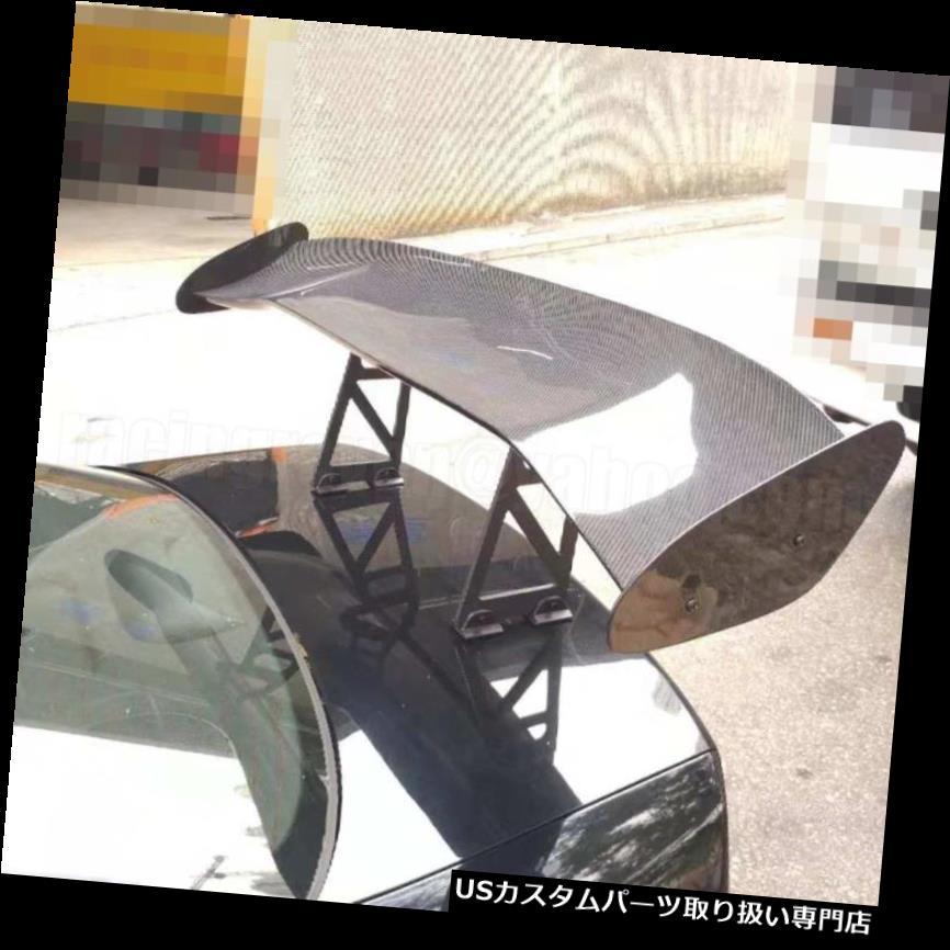 GTウィング 普遍的なカーボン繊維の幅57.1の「11.4」ブラケットが付いている後部GTの翼のトランクのスポイラー UNIVERSAL CARBON FIBER WIDTH 57.1