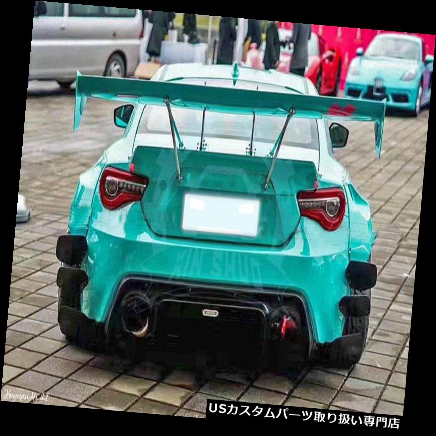 GTウィング スバルBRZの自動ダックビルスポイラーFRPウイング トヨタFT86 GT86 FRS Auto Duckbill Spoiler FRP Wings For Subaru BRZ & Toyota FT86 GT86 FRS