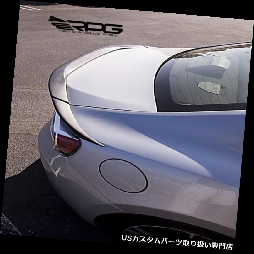 GTウィング RPG 3本リアトランクFRPスポイラーウイング12-16サイオンFR-S FRS GT86スバルBRZ RPG 3 Pcs Rear Trunk FRP Spoiler WIng for 12-16 Scion FR-S FRS GT86 Subaru BRZ