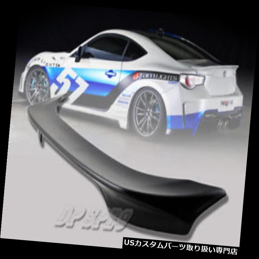 FRS SUBARU GT86 GTウィング 2012-2015用シオンFRS WING FOR LIP SPOILER SCION JDMテクノRリアトランクリップスポイラーウィング JDM BRZ REAR GT86スバルBRZ 2012-2015 R TECHNO TRUNK