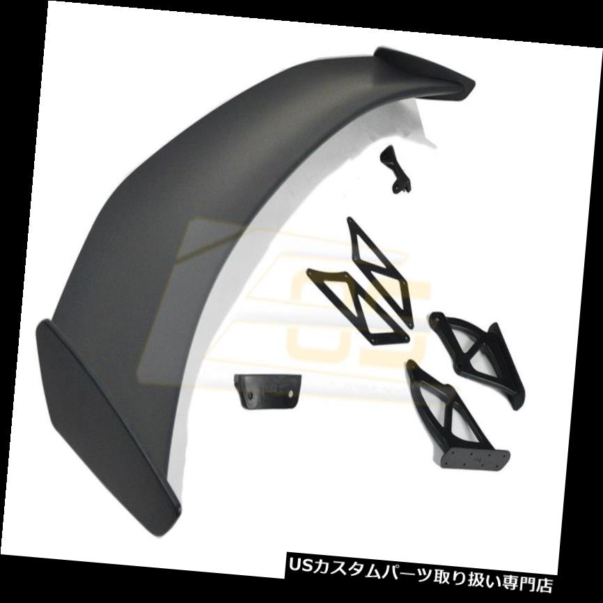 GTウィング 13-16ポルシェ981ケイマンボクスター用GT4拡張スタイルリアトランクウイングスポイラー GT4 Extended Style Rear Trunk Wing Spoiler For 13-16 Porsche 981 Cayman Boxster