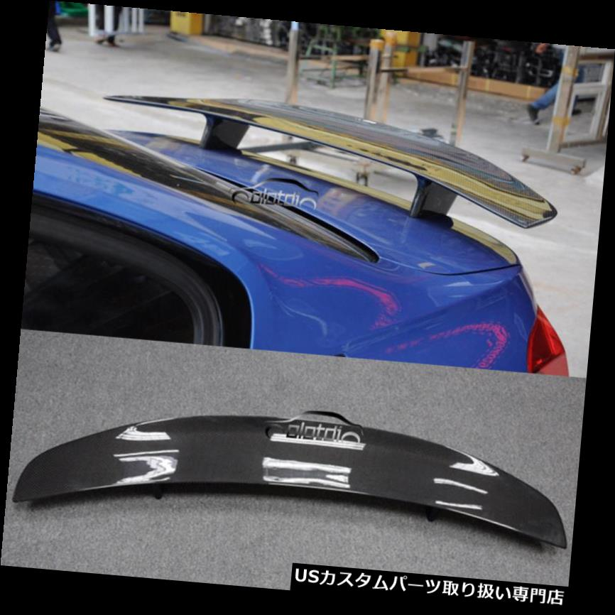 GTウィング BMW F80 M3 F30 GTリアスポイラーカーボンファイバートランクリップウィング用PSMスタイル PSM Style For BMW F80 M3 F30 GT Rear Spoiler Carbon Fiber Trunk Lip Wing
