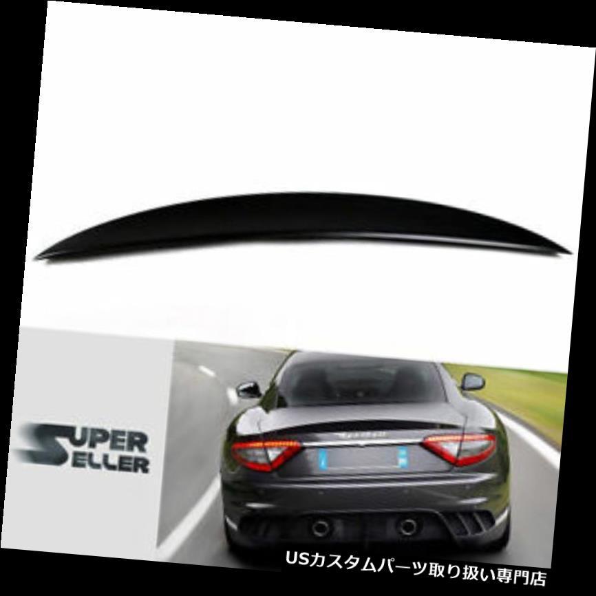 GTウィング 未塗装スポーツMCライントランクスポイラーウイング09-14マセラティGTグランツーリスモ2D Unpainted Sport MC Line Trunk Spoiler Wing 09-14 Maserati GT Gran Turismo 2D