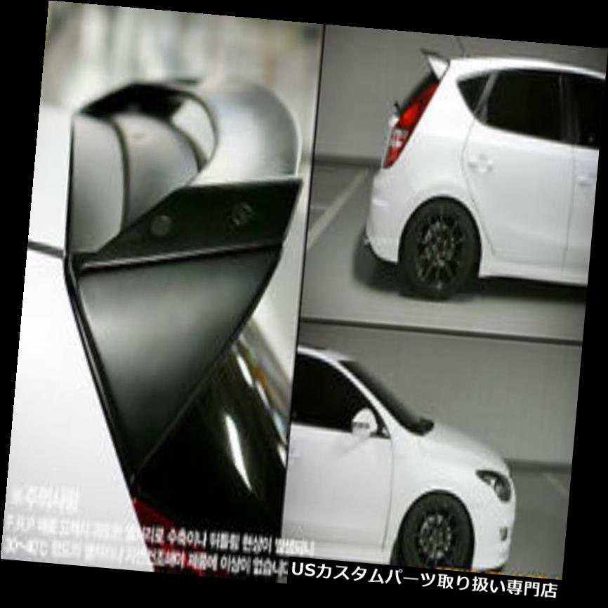 GTウィング (フィット:ヒュンダイ2007-10 i30 Elantraツーリング)トランクウィングスポイラーSPEC-GT未塗装 (Fits: Hyundai 2007-10 i30 Elantra touring) Trunk Wing Spoiler SPEC-GT unpainted