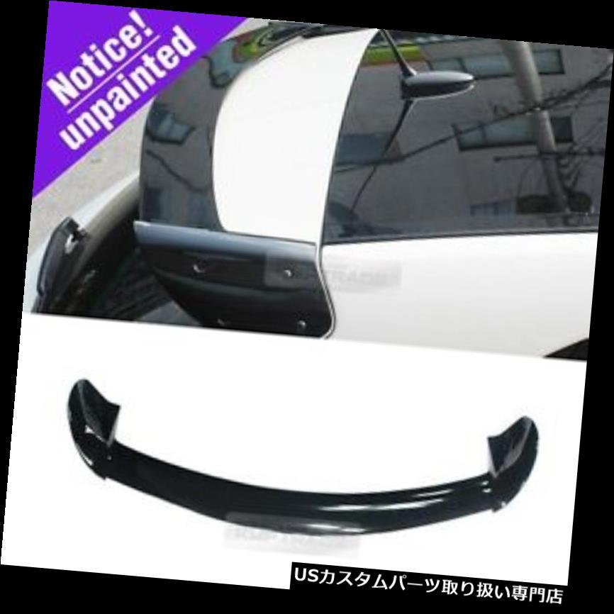 GTウィング HYUNDAI 2013 - 2016 i30 / Elantra GT用ウィングスポイラーリアルーフ未塗装Ver.2 Wing Spoiler Rear Roof Unpainted Ver.2 for HYUNDAI 2013 - 2016 i30 / Elantra GT