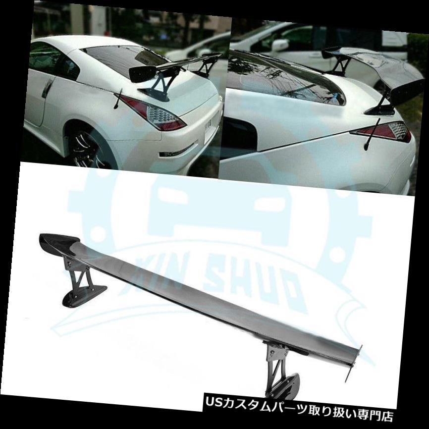 GTウィング 日産350Z Z33 Fairladyのために変更される外部FRPの後部GTのスポイラーの翼 Exterior FRP Rear GT Spoiler Wing Modified For Nissan 350Z Z33 Fairlady