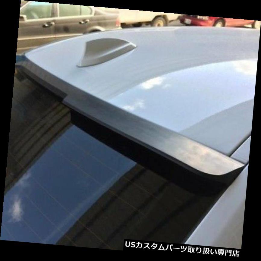GTウィング 2008?09年のための平らな黒いHRWのタイプ後部屋根のスポイラーの翼Pontiac G8 GT GCTセダン? Flat Black HRW Type Rear Roof Spoiler Wing For 2008~09 Pontiac G8 GT GCT Sedan ?