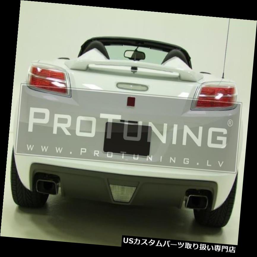 GTウィング Vauxhall OPEL GTロードスタートランクリアスポイラーブーツリップウィングクーペ2ドアアドオン Vauxhall OPEL GT Roadster Trunk Rear Spoiler boot lip Wing Coupe 2 doors addon