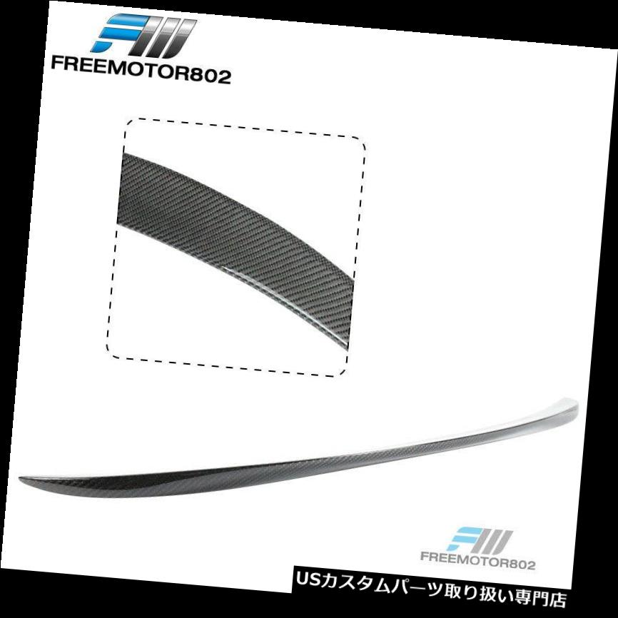 GTウィング 13-17 FRS BRZ GT86クーペPスタイルカーボンファイバーCFトランクスポイラーウィングにフィット Fits 13-17 FRS BRZ GT86 Coupe P Style Carbon Fiber CF Trunk Spoiler Wing
