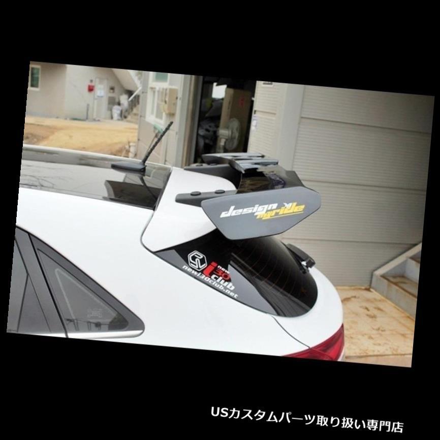 GTウィング Hyundai I30 Elantra GT 2012?2016用リアルーフウィングスポイラー未塗装エアロパーツ Rear Roof Wing Spoiler Unpainted Aero Parts For Hyundai I30 Elantra GT 2012~2016