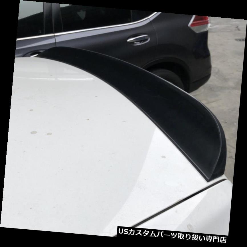 GTウィング 522ETフラットブラックPUFリアトランクスポイラーウィング2013?16ダッジダートSE GTクーペ 522ET Flat Black PUF Rear Trunk Spoiler Wing For 2013~16 Dodge Dart SE GT Coupe