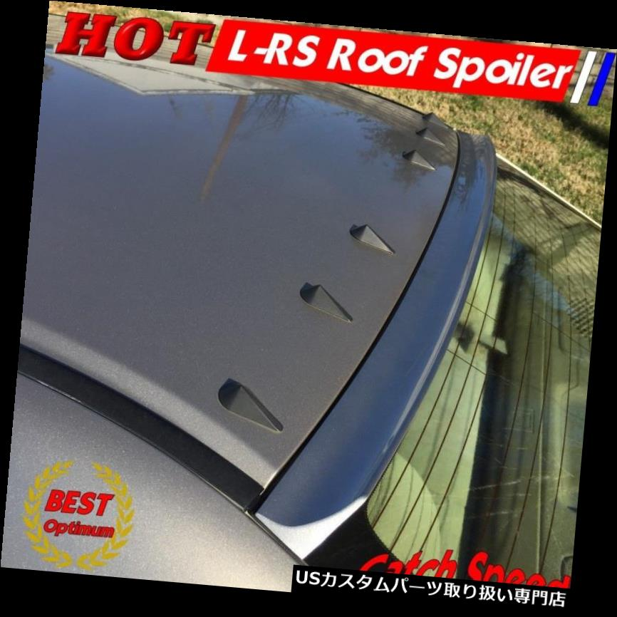GTウィング Buick Excelle GT Sedan 2009-2015用塗装LRSタイプリアルーフスポイラーウイング? Painted LRS Type Rear Roof Spoiler Wing For Buick Excelle GT Sedan 2009-2015 ?