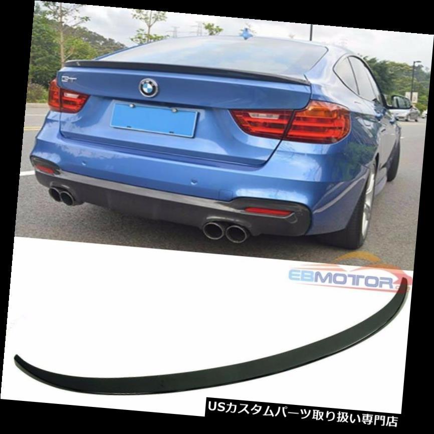 GTウィング BMW F34 3シリーズGT 13UP b384F用塗装済みOスタイルリアトランクリップスポイラーウイング PAINTED O Style Rear Trunk Lip Spoiler Wing For BMW F34 3Series GT 13UP b384F