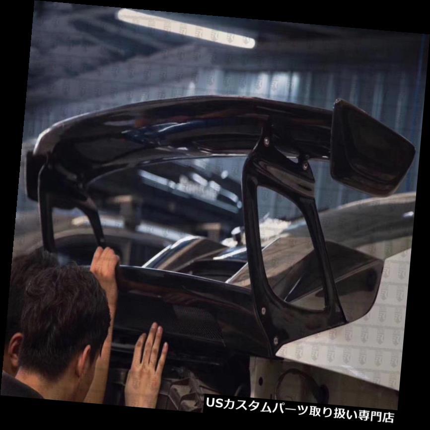 GTウィング ポルシェ911 991.1 991.2カーボンファイバーGT2RSスポイラーウイングボンネット Porsche 911 991.1 991.2 Carbon Fiber GT2RS Spoiler Wing Bonnet
