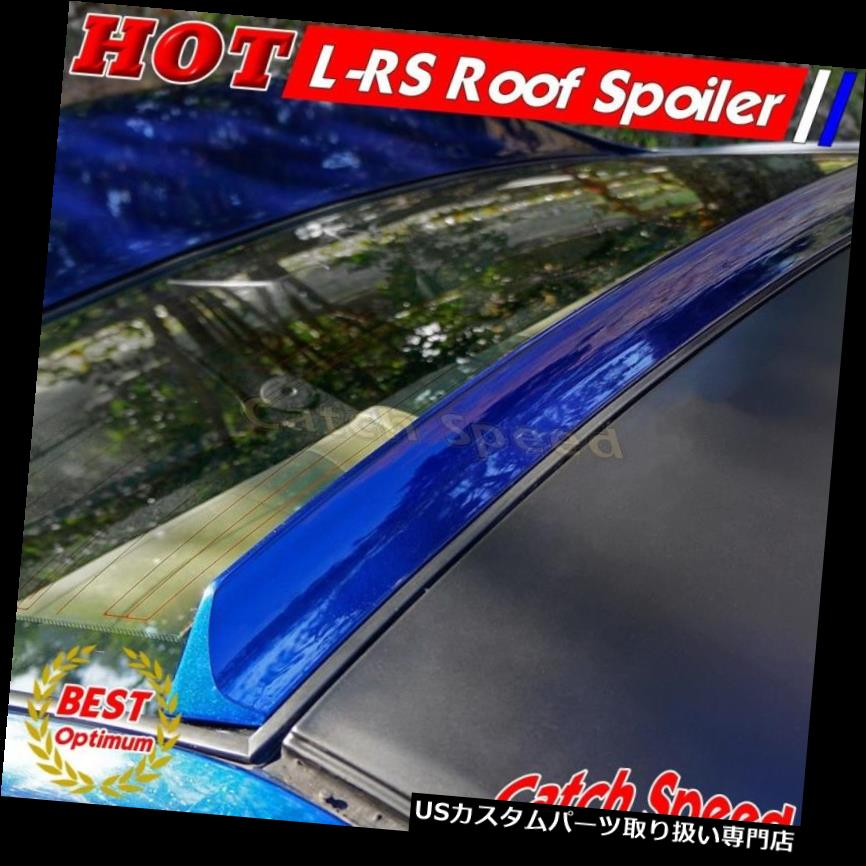 GTウィング ポンティアックG8 GTセダン2008-2009の塗装LRSタイプリアルーフスポイラーウイング? Painted LRS Type Rear Roof Spoiler Wing For Pontiac G8 GT Sedan 2008-2009 ?