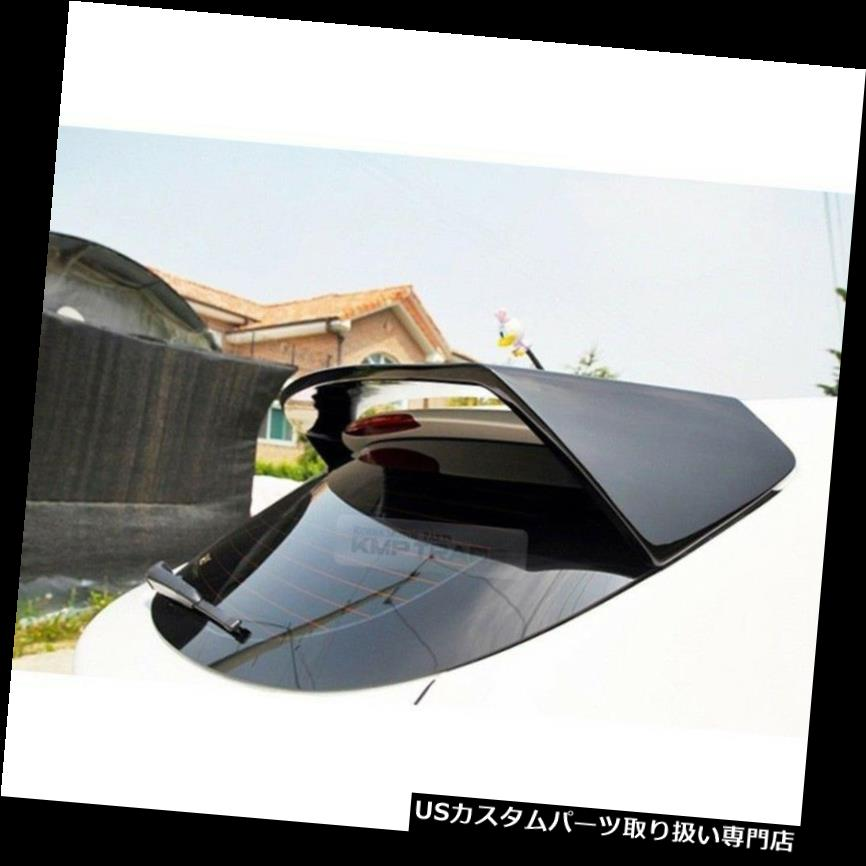 GTウィング HYUNDAI 2012 - 2015 i30 / Elantra GT用ウィングスポイラーリアルーフ未塗装Ver.1 Wing Spoiler Rear Roof Unpainted Ver.1 for HYUNDAI 2012 - 2015 i30 / Elantra GT