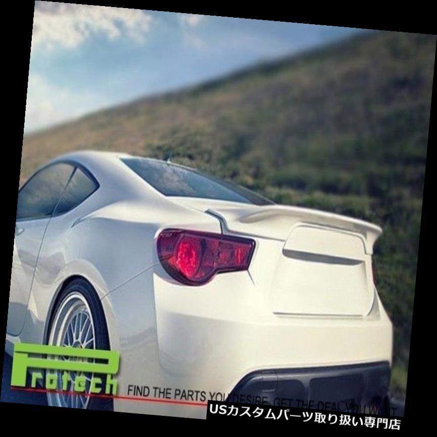 GTウィング 2012-2015 Scion FRSスバルBRZ TR-Dスタイルカーボンファイバートランクスポイラーリップウィング 2012-2015 Scion FRS Subaru BRZ TR-D Style Carbon Fiber Trunk Spoiler Lip Wing