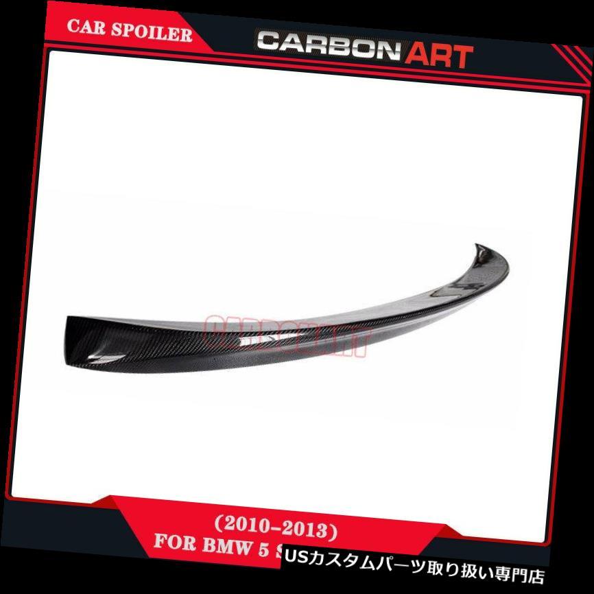 GTウィング 2010+ BMW 5シリーズGT F07 AC様式のための炭素繊維の後部スポイラーの翼 Carbon Fiber Rear Spoiler Wing For 2010+ BMW 5 Series GT F07 AC style