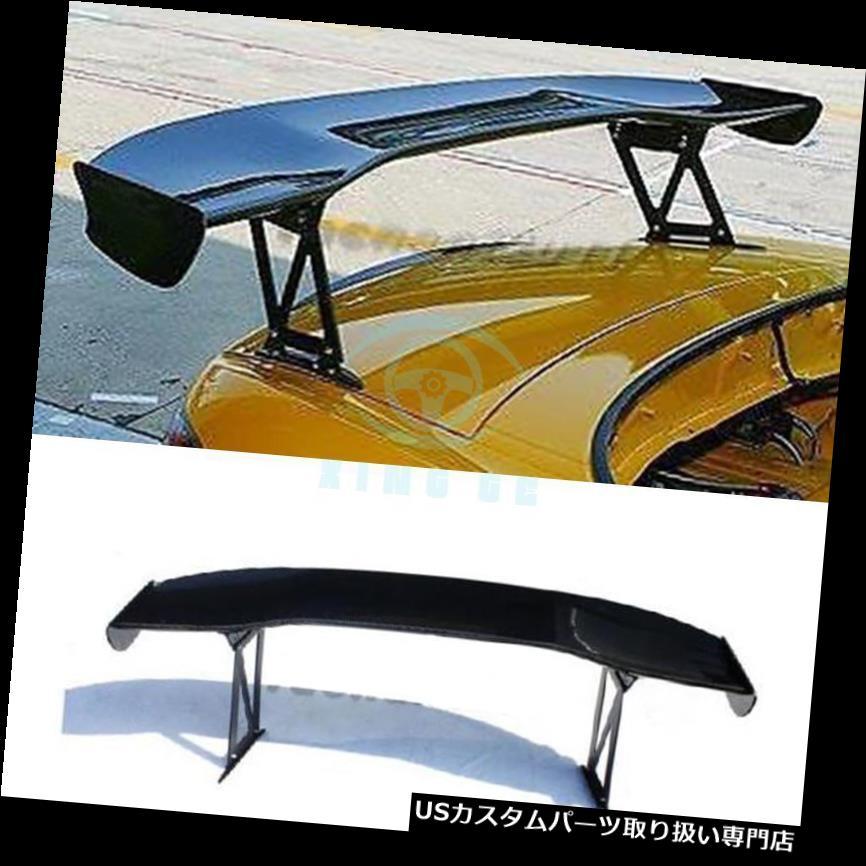 GTウィング ホンダS2000 AP1 AP2 DC5 2000-08レーシング1600 mm GTウィング用カーボンスポイラーフィット Carbon Spoiler Fit For Honda S2000 AP1 AP2 DC5 2000-08 Racing 1600mm GT Wing