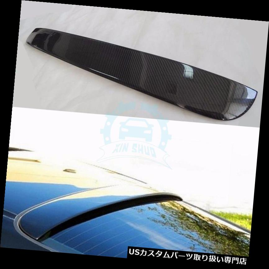 GTウィング FOR PORSCHE 996/911 / GT2 1998-2005後部窓ウイングルーフスポイラーカーボンファイバー FOR PORSCHE 996/911/GT2 1998-2005 REAR WINDOW WING ROOF SPOILER Carbon Fiber
