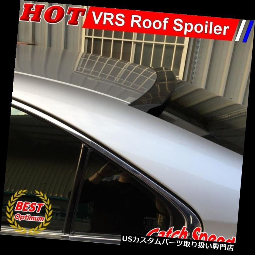 GTウィング Buick Excelle GT Sedan 2009?2015用フラットブラックVSタイプリアルーフスポイラーウイング Flat Black VRS Type Rear Roof Spoiler Wing For Buick Excelle GT Sedan 2009~2015