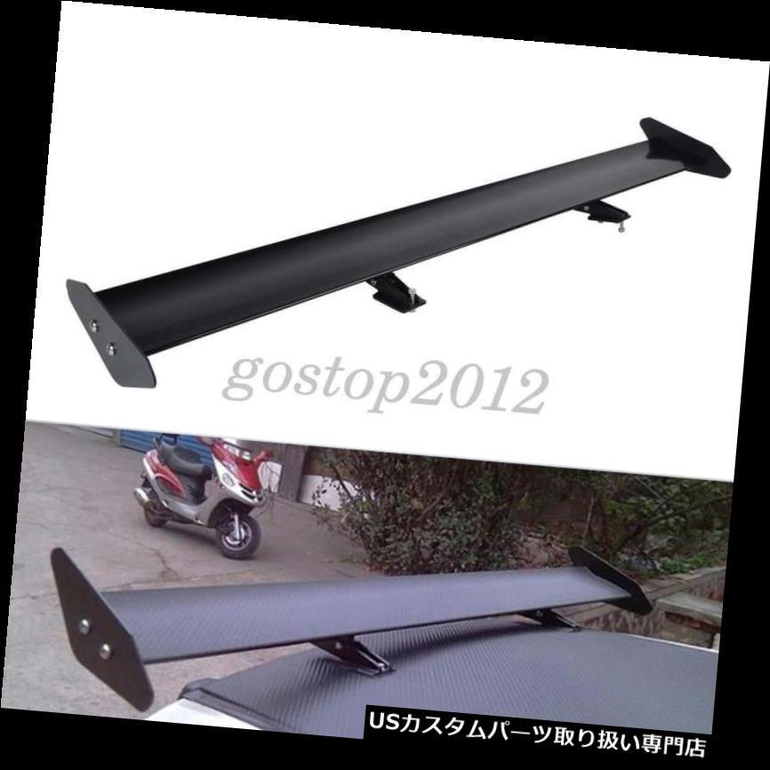 GTウィング 105 cm軽量アルミ車GTハッチバックシングルデッキスタイルトランクスポイラーウイング 105cm Lightweight Aluminum Car GT Hatchback Single Deck Style Trunk Spoiler Wing