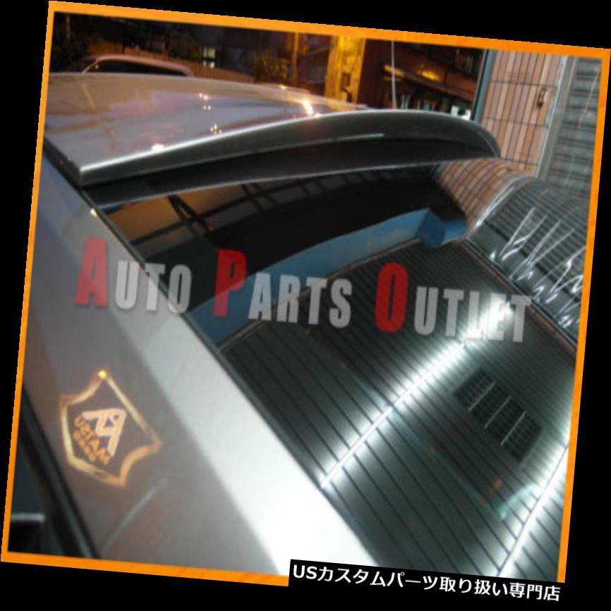 GTウィング 2005-2009マスタングベースGT GT500クーペ用塗装DSR外観ルーフウィングスポイラー Painted DSR Look Roof Wing Spoiler For 2005-2009 Mustang Base GT GT500 Coupe