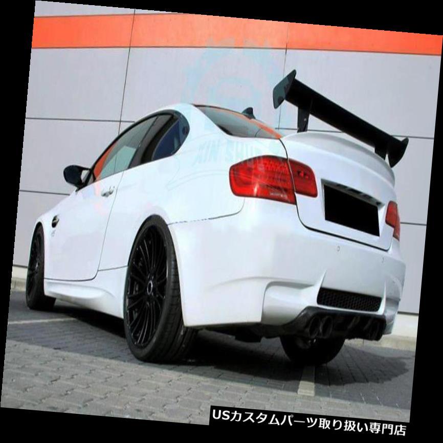GTウィング BMW 1M M3 M5 GTカーボンファイバーリアトランクウィングスポイラーリップリフィット用高品質 High Quality For BMW 1M M3 M5 GT Carbon Fiber Rear Trunk Wing Spoiler Lip Refit