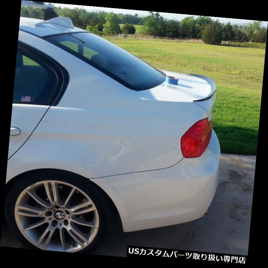 GTウィング BMW M3スタイルE90リアトランクスポイラーオリジナルチューニングレプリカMスポーツウィングフタGT BMW M3 Style E90 Rear Trunk Spoiler Original Tuning Replica M Sport Wing Lid GT