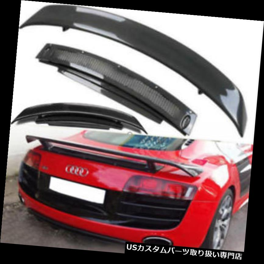 GTウィング Audi R8 V8 V10 GTの改装のための車の翼の尾翼の炭素繊維の自動スポイラー Car Wing Tail Aerofoil Carbon Fiber Auto Spoiler For Audi R8 V8 V10 GT Retrofit