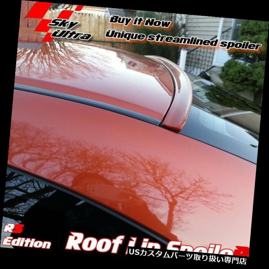 GTウィング フォードマスタングGTクーペ2005年-2014用162未塗装RSリアルーフスポイラーウイング? 162Unpainted RS Rear Roof Spoiler Wing for Ford Mustang GT Coupe 2005 -2014 ?