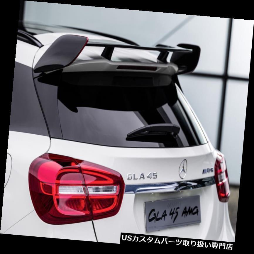 GTウィング メルセデスベンツGLAクラスX156 SUV 2014+ AMGスタイルカーボンファイバーGTウィング Mercedes Benz GLA-class X156 SUV 2014+ AMG Style Carbon Fiber GT Wing