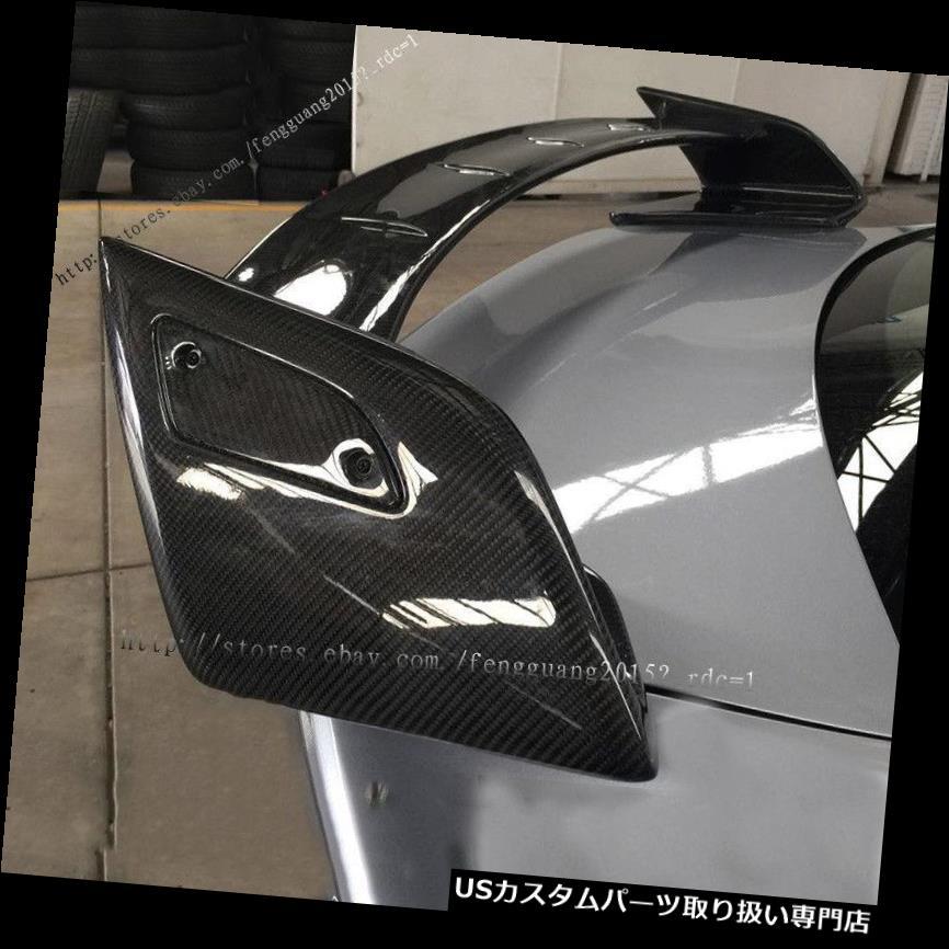 GTウィング トヨタGT86スバルBRZ 2013-2017カーボンファイバートランクスポイラーウイング1本にフィット Fit for Toyota GT86 Subaru BRZ 2013-2017 carbon fiber Trunk Spoiler Wing 1pcs