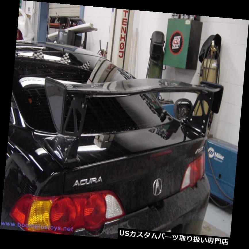GTウィング ホンダインテグラDC5 /アキュラRSX無限スタイルカーボンファイバーGTウイング Honda Integra DC5 / Acura RSX Mugen Style Carbon Fiber GT Wing