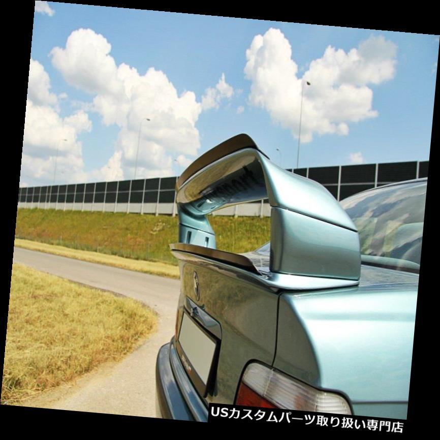 GTウィング BMW E36クラス2 IIフラップリアスポイラーリアウイングスポイラーラグM3 GT DTMリップ BMW E36 Class 2 II Flaps Rear Spoiler Rear Wing Spoiler Lug M3 GT DTM Lip