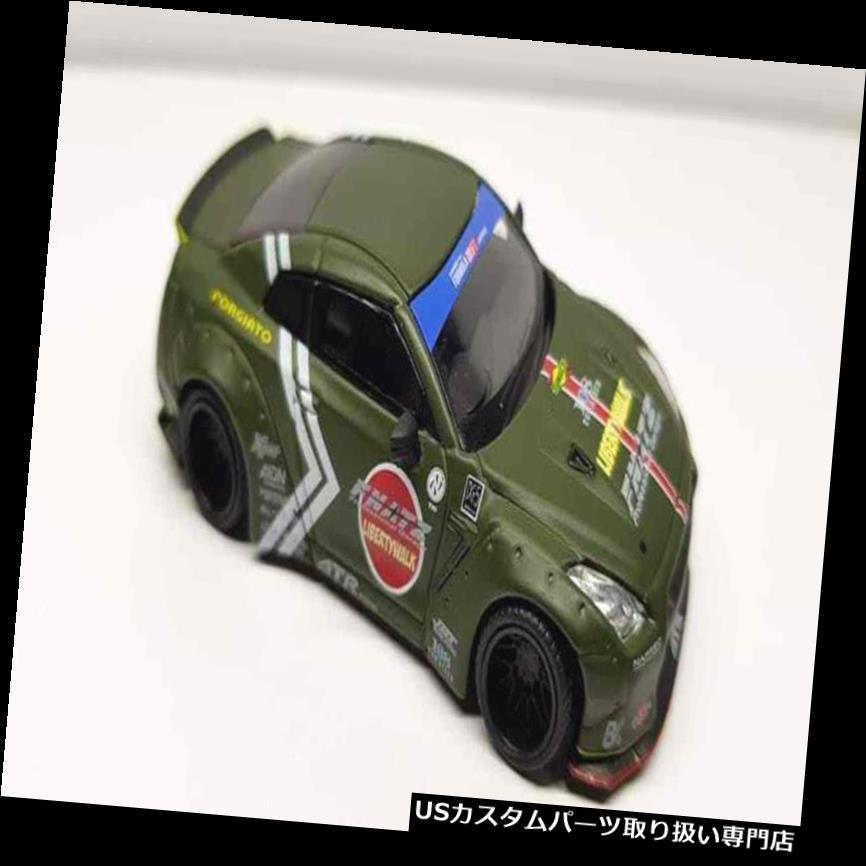 GTウィング ミニGT LBワークス日産GT-R R35タイプIリアウイングVer.2ゼロファイタースペシャル  MINI GT LB WORKS Nissan GT-R R35 Type I Rear Wing Ver.2 Zero Fighter Special