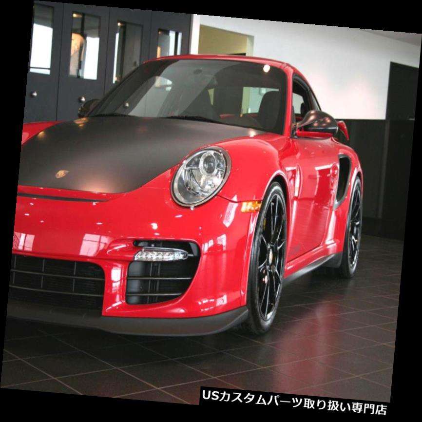 GTウィング ポルシェ997.2 GT2 RSコンプリートボディキットフロント&アンプ; リアバンパー& A 997ターボ用ウイング Porsche 997.2 GT2 RS Complete Body Kit Front & Rear Bumpers & Wing for 997 Turbo
