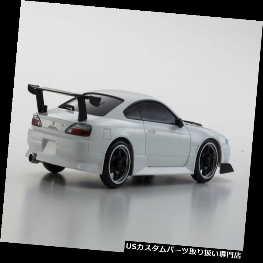 GTウィング 京商ミニZ AWD日産シルビアS15 with GTウィングボディセット(ホワイト)MZP413CW Kyosho Mini-Z AWD Nissan Silvia S15 with GT Wing Body Set (White) MZP413CW