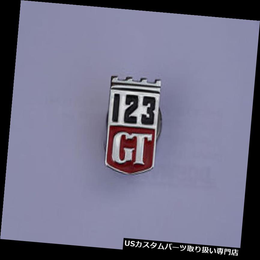 GTウィング ボルボアマゾン123GTウイングシールドバッヂ672490 VOLVO AMAZON 123GT WING SHIELD BADGE 672490