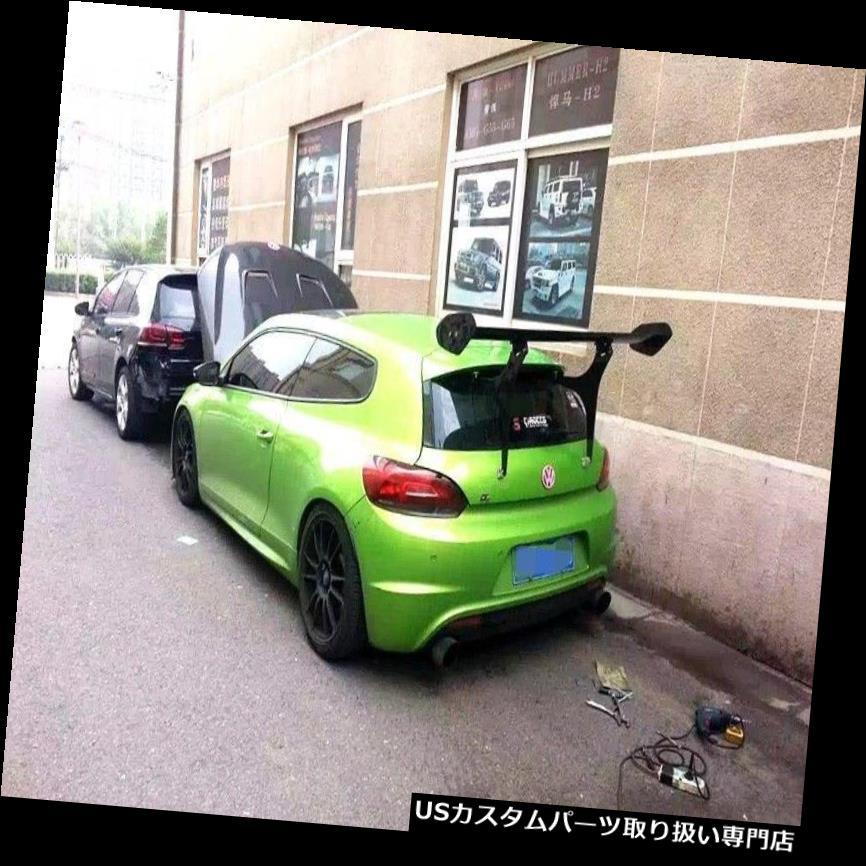 GTウィング VWのゴルフシロッコMK7 GTIのためのSBON様式の炭素繊維の競争のスポイラーGTの翼 SBON Style Carbon Fiber Racing Spoiler GT Wing For VW GOLF SCIROCCO MK7 GTI
