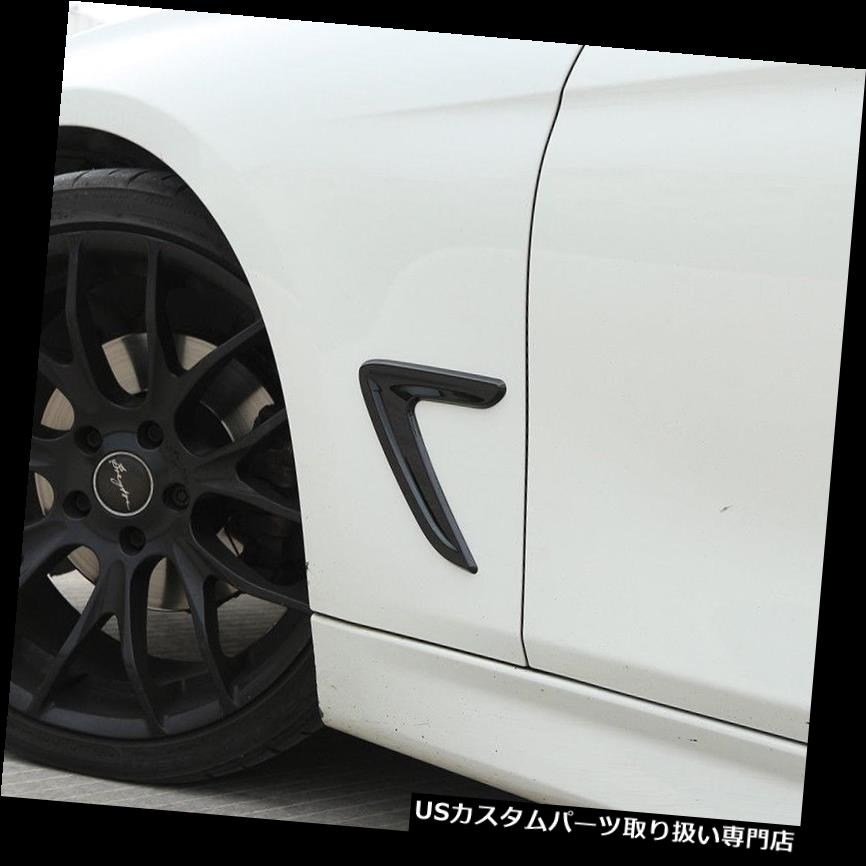 GTウィング BMW 3シリーズF30 320i l 316i 318i GT F34用カーウィングフェンダーサイドステッカーリフィット Car Wing Fender Side Sticker Refit For BMW 3 Series F30 320i l 316i 318i GT F34