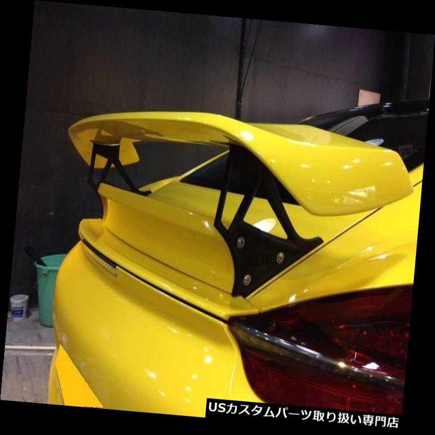 新品登場 GTウィング 繊維ガラスGTの後部スポイラーの翼はポルシェ2013-2014年のケイマン981のために合いました Fiber glass GT Rear Spoiler Wing fit for Porsche 2013-2014 Cayman 981, マッキー 543eba5e