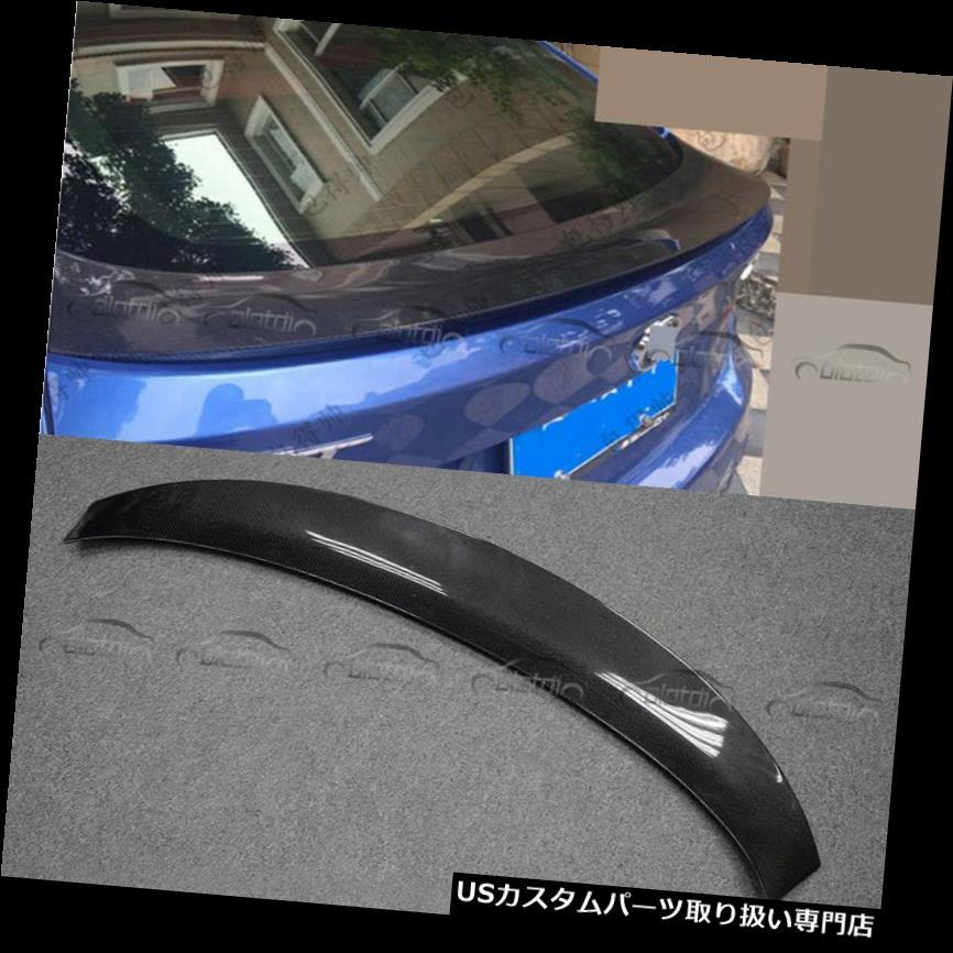 GTウィング BMW 3シリーズOEMの後部トランクのスポイラーの翼のためのカーボン繊維GTはF34 2014-2017に合います Carbon Fiber GT For BMW 3 Series OEM Rear Trunk Spoiler Wing Fits F34 2014-2017