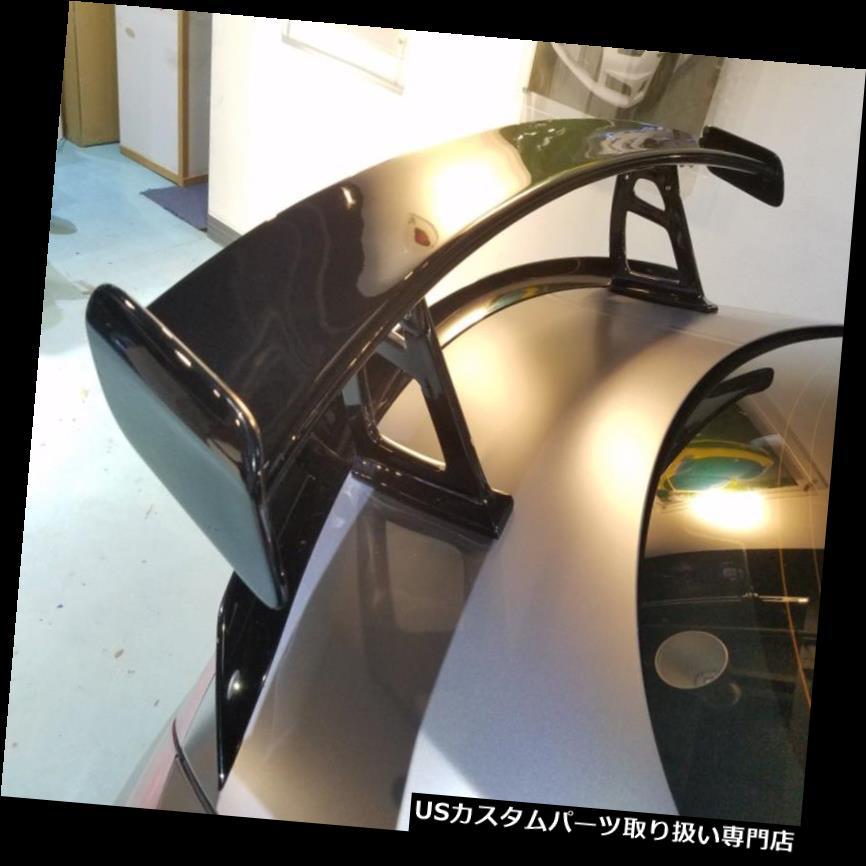 GTウィング M.ベンツW205 C63s C63 Rクーペ用ブラックシリーズグラスファイバーGTリアウィングスポイラー Black series Fiber glass GT rear wing spoiler for M. Benz W205 C63s C63 R Coupe