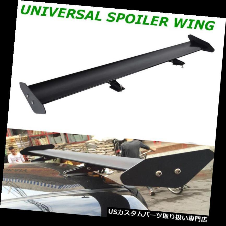 GTウィング Noir Universel GTL gerAileron Arrigere Ruggable Wing Becquet Voitureコース Noir Universel GT L?ger Aileron Arri?re R?glable Wing Becquet Voiture Course