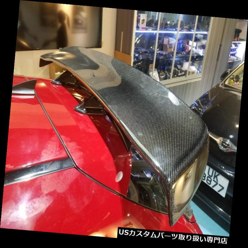 GTウィング VRSスタイルカーボンファイバーGTリアウィングスポイラーフィットベンツCLA45 W117シューティングブレーキ VRS style Carbon Fiber GT rear wing spoiler Fit Benz CLA45 W117 shooting brake