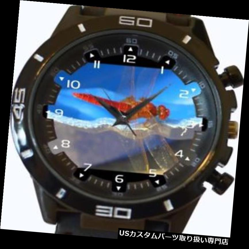 GTウィング ドラゴンフライウィングNew Gt Seriesスポーツユニセックス腕時計 Dragon Fly Wings New Gt Series Sports Unisex Wrist Watch