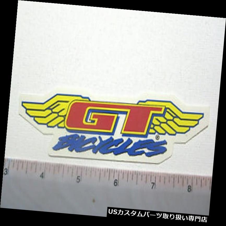 GT wing America Design decals sticker BMX 4